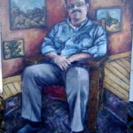 Laban Carrick Hill (portrait by Kate Donnelly)