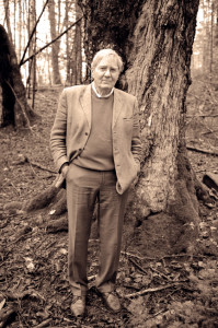 Galway Kinnell. Photo by Richard Brown.