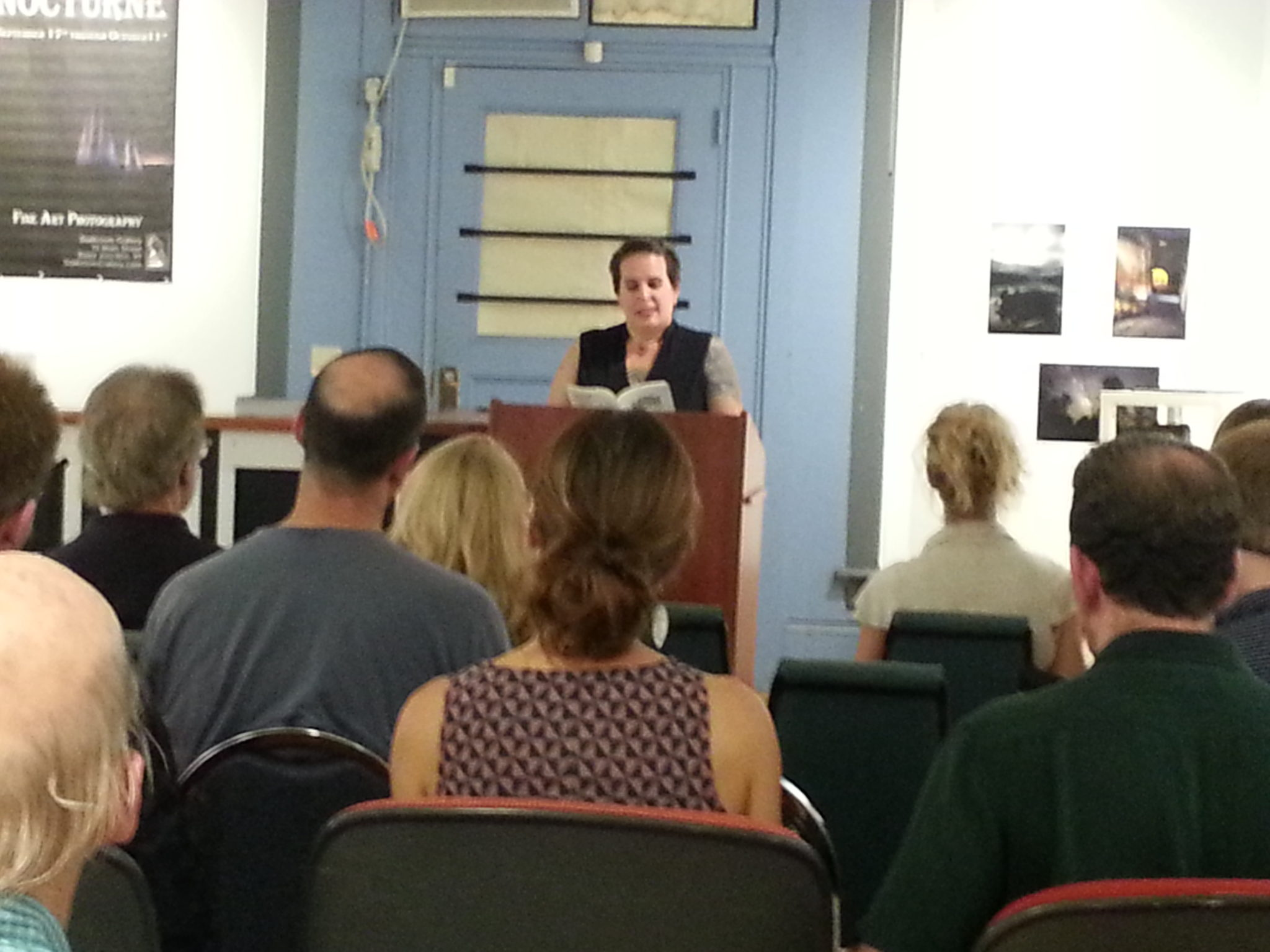 Zoey Armstrong, Best of the Burlington Writers Workshop 2015 poetry editor