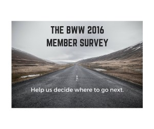 The BWW 2016 Member Survey