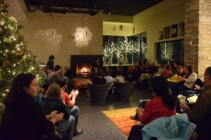 Stories by the Fire: A BWW and Hotel Vermont event