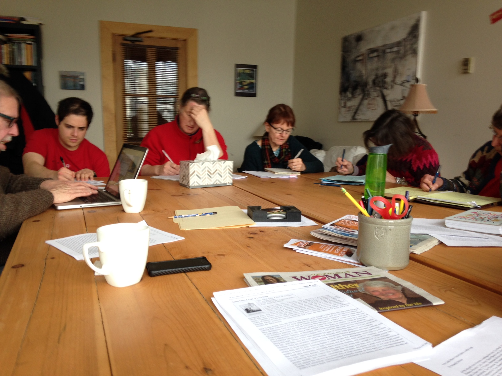 Burlington Writers Workshop Craft Session: The Love Story