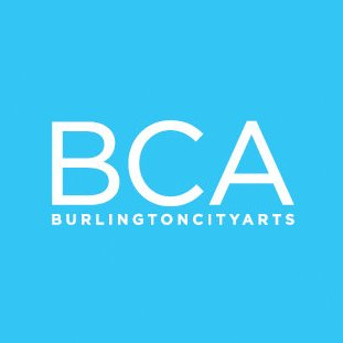 Burlington City Arts logo
