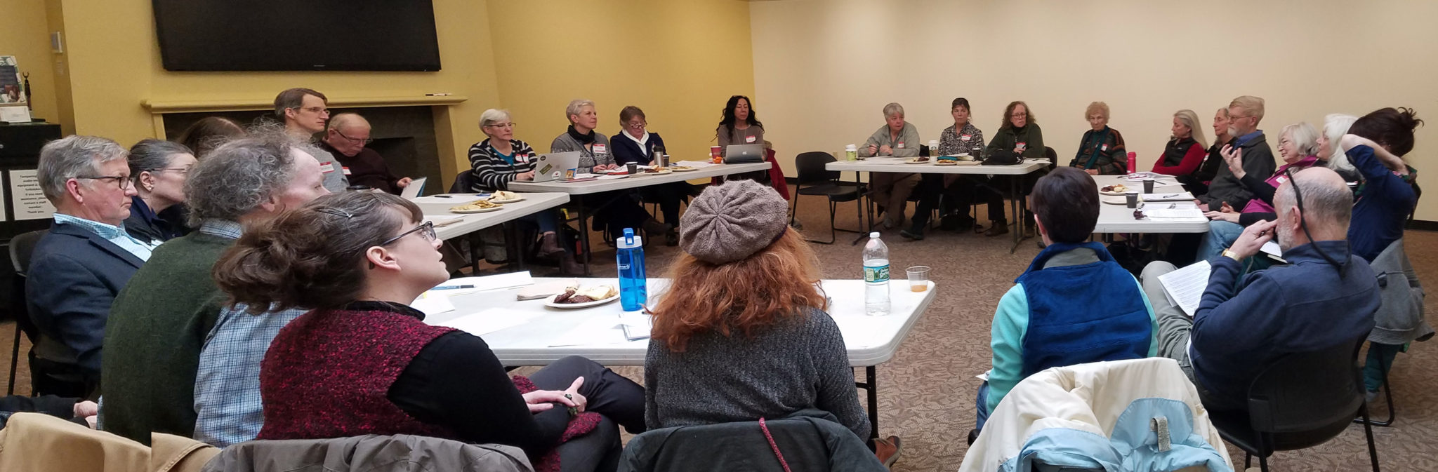 Burlington Writers Workshop Feb 17 Meeting
