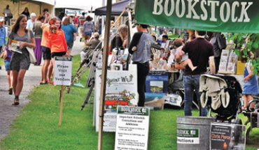 Bookstock Literary Festival July 26-28